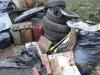 Sunbury rubbsih collected
