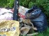 Walton on Thames Rubbish collected