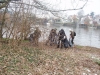 Tidal Thames clean up 12th Feb