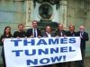 Thames Tunnel Now launch