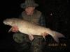 Late Season 14lb Thames Barbel
